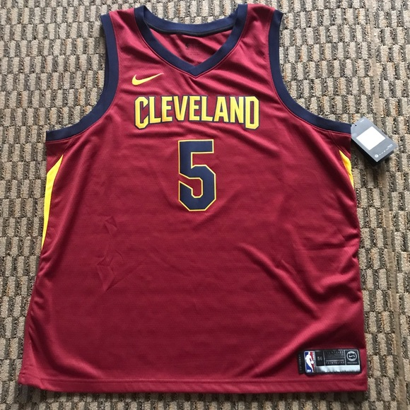 new product bc010 da9c9 Authentic Nike Cavs Swingman JR Smith Jersey NWT